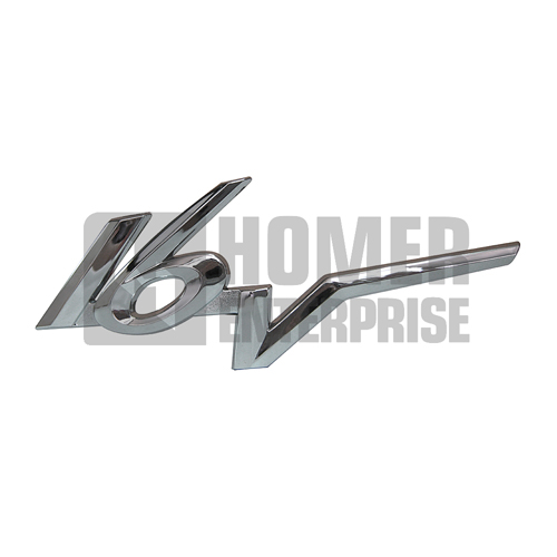 CHROME SYMBOL JM-1519PS