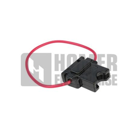 PLUG-IN FUSE HOLDER WITH WIRE ZC-512D